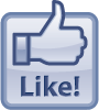 Icon for liking the company on Facebook